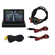 Недорогие Автоэлектроника-BYNCG 4.3ZD 4.3 дюймовый TFT-LCD 480TVL 480p 1/4 дюйма, цветная КМОП Проводное 120° 1 pcs 120 ° 4.3 дюймовый