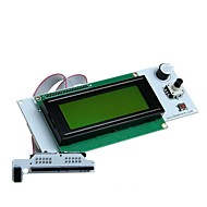 お買い得  -Geeetech 1 pcs 2004Aディスプレイ 3Dプリンタ用