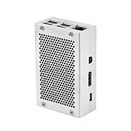 cheap -Raspberry Pi  Protective Case Alloy External power supply raspberry pi