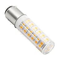billige -2pcs 4.5 W 450 lm BA15d LED-kolbepærer T 76 LED Perler SMD 2835 Dæmpbar Varm hvid / Kold hvid 220 V