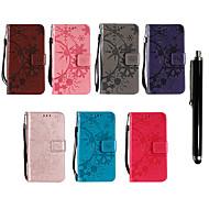 preiswerte Handyhüllen-Hülle Für Sony Xperia XA / Xperia XA1 Geldbeutel / Kreditkartenfächer / mit Halterung Ganzkörper-Gehäuse Solide Hart PU-Leder für Xperia XA2 Ultra / Xperia XA2 / Sony Xperia XA1 Ultra