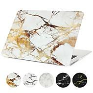 お買い得  MacBook 用ケース/バッグ/スリーブ-MacBook ケース マーブル ポリカーボネート のために MacBook Air 11インチ / MacBook 12''