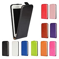 Carcasă Pro Apple iPhone 8 Plus / iPhone 7 Plus se stojánkem / Flip Celý kryt Jednobarevné Pevné PU kůže pro iPhone 8 Plus / iPhone 8 / iPhone 7 Plus