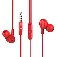 cheap -ORICO RP1 In Ear Wired Headphones Earphone Copper / Compound Board Mobile Phone Earphone with Microphone Headset