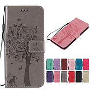 Case For Huawei Huawei Mate 20 Lite / Huawei Mate 20 Pro Wallet / Card Holder / with Stand Full Body Cases Solid Colored / Cat / Tree Hard PU Leather for Huawei Nova 3i / Huawei P Smart Plus / Huawei