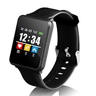 billige -Smart Armbånd Indear-F21 for Android iOS Bluetooth Sport Vandtæt Pulsmåler Touch-skærm Brændte kalorier Skridtæller Samtalepåmindelse Aktivitetstracker Sleeptracker