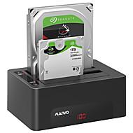 お買い得  -MAIWO ハードドライブエンクロージャ ABS樹脂 USB 3.0 K3082A