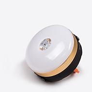 お買い得  フラッシュライト/ランタン/ライト-TANXIANZHE® ランタン&テントライト LED 4.0 照明モード USBケーブル付き パータブル / 調整可 / コンパクトデザイン キャンプ / ハイキング / ケイビング / 日常使用 ブラック / ホワイト
