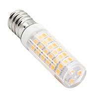 billige -2pcs 4.5 W 450 lm E14 LED-kolbepærer T 76 LED Perler SMD 2835 Dæmpbar Varm hvid / Kold hvid 110 V