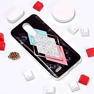 preiswerte Handyhüllen-Hülle Für LG V30 / G7 Muster Rückseite Marmor Weich TPU für LG V30 / LG K10 2018 / LG K10 (2017)