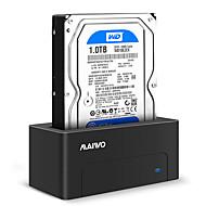 お買い得  -MAIWO ハードドライブエンクロージャ ABS樹脂 USB 3.0 K308C