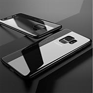 Недорогие Чехлы и кейсы для Galaxy S9-Кейс для Назначение SSamsung Galaxy S9 Plus / S8 Plus Покрытие / Прозрачный Кейс на заднюю панель Однотонный Мягкий ТПУ для S9 / S9 Plus / S8 Plus