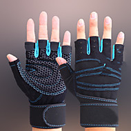 cheap -Sports Gloves Bike Gloves / Cycling Gloves Fitness Outdoor Superfine fiber Outdoor Exercise / Activity & Sports Gloves Unisex