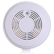 お買い得  -煙とガス検知器の共同一酸化炭素検知器火災煙センサーのアラームの組み合わせ2 1