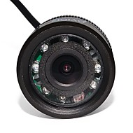 Недорогие Автоэлектроника-Ziqiao универсальный водонепроницаемый 28 мм ик 8 из светодиодов ночного видения автомобиля камера заднего вида