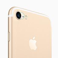 Недорогие Защитные плёнки для экрана iPhone-Защитная плёнка для экрана для Apple iPhone 8 / iPhone 7 Закаленное стекло 1 ед. Протектор объектива камеры HD / Уровень защиты 9H / Против отпечатков пальцев