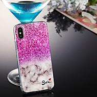 economico Custodie per iPhone 8 Plus-Custodia Per Apple iPhone XS / iPhone XS Max IMD / Fantasia / disegno Per retro Effetto marmo Morbido TPU per iPhone XS / iPhone XR / iPhone XS Max