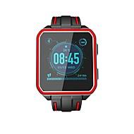 お買い得  -BoZhuo WQ9 女性 スマートブレスレット Android iOS ブルートゥース スポーツ 防水 心拍計 血圧測定 消費カロリー 歩数計 着信通知 睡眠サイクル計測器 座りがちなリマインダー 目覚まし時計