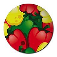 billige -LITBest gaming musemåtte / Grundlæggende musemåtte 20 cm Gummi Mousepad