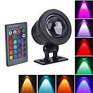 abordables Focos LED-1pc 10 W 800 lm Cuentas LED Impermeable RGB 12 V