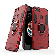 preiswerte Handyhüllen-Hülle Für Xiaomi Mi 5X Stoßresistent / Ring - Haltevorrichtung Rückseite Solide / Rüstung Hart PC für Xiaomi Mi 5X