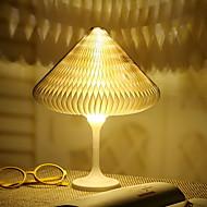 abordables Lámparas LED Novedosas-1pc Luz de noche LED Blanco Cálido USB Adorable 5 V