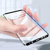 billige -Cooho Skærmbeskytter for Samsung Galaxy S9 / S9 Plus Hærdet Glas 1 stk Skærmbeskyttelse High Definition (HD) / 9H hårdhed / Eksplosionssikker