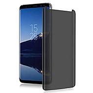 お買い得  Samsung 用スクリーンプロテクター-ASLING スクリーンプロテクター のために Samsung Galaxy S8 Plus / S8 強化ガラス 1枚 スクリーンプロテクター 硬度9H / 覗き見防止 / 3Dラウンドカットエッジ