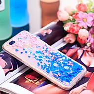 preiswerte Handyhüllen-Hülle Für Xiaomi Mi 5X Stoßresistent / Glänzender Schein Rückseite Glänzender Schein / Blume Weich TPU für Xiaomi Mi 5X