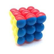 お買い得  -マジックキューブ IQキューブ スクランブルキューブ / フロッピーキューブ 3*3*3 スムーズなスピードキューブ マジックキューブ パズルキューブ ストレスや不安の救済 マルチタッチスクリーン 創造的 ティーンエイジャー 成人 おもちゃ フリーサイズ ギフト