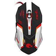 economico SCONTI dal 30% in su-OEM USB cablato Gaming mouse / topo ufficio S100 chiavi Luce LED 3 livelli DPI regolabili 3 tasti programmabili 5500 dpi