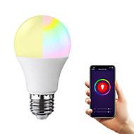 halpa -Factory OEM Smart Valot YC-23 varten Olohuone Smart / APP Ohjaus / Värit muuttuvat 85-265 V
