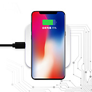 cheap Wireless Chargers-Wireless Charger USB Charger USB Wireless Charger / Qi 1 USB Port 1 A DC 5V for iPhone X / iPhone 8 / S8