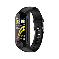cheap Daily Deals-Indear Y10 Smart Bracelet Smartwatch Android iOS Bluetooth Smart Sports Waterproof Heart Rate Monitor Pedometer Call Reminder Activity Tracker Sleep Tracker Sedentary Reminder / Touch Screen
