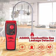 tanie -SMART SENSOR AS8800L Detektor wycieku gazu Bezprzewodowy