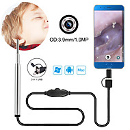 cheap -3.9 mm lens Hd Usb Endoscope 156 cm Working length 3 in 1 Home And Office with USB Port