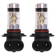 povoljno -OTOLAMPARA 2pcs 9005 Automobil Žarulje 100 W SMD 3030 1800 lm 20 LED Farovi Za Džip / Izmicanje / Chrysler Compass / A8L Sve godine