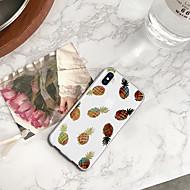 Carcasă Pro Apple iPhone XR / iPhone XS Max Vzor Zadní kryt Komiks / Ovoce Měkké TPU pro iPhone XS / iPhone XR / iPhone XS Max