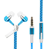 זול -Factory OEM EARBUD כבל אוזניות אוזניות מעטפת פלסטיק טלפון נייד אֹזְנִיָה עיצוב חדש / סטריאו אוזניות