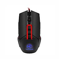 baratos -OEM USB com fio Mouse para Jogos / Mouse de Escritório s400 7 pcs chaves Luz LED 7 níveis de DPI ajustáveis 5 teclas programáveis 3200 dpi