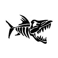 hesapli -Beyaz / Siyah Araba Yapıştırıcıları Karikatür / Sporlar / sevimli Stil Kapak Etiketleri / Araba Kuyruk Çıkartmaları Hayvan / Karton Çıkartmalar