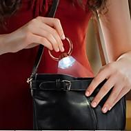 ieftine -1 buc LED-uri de lumină de noapte Alb Natural Buton Acumulator alimentat Creative <=36 V