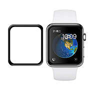 حامي الشاشة من أجل Apple Watch Series 4 / Apple Watch Series 3/2/1 زجاج مقسي نحيل جداً 1 قطعة