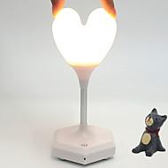Χαμηλού Κόστους -1pc LED νύχτα φως Θερμό Λευκό USB Δημιουργικό 5 V