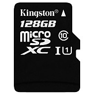 Kingston 128GB マイクロSDカードTFカード メモリカード クラス10