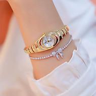 cheap -Women's Wrist Watch Japanese Quartz Silver / Gold / Rose Gold New Design Luminous Casual Watch Analog Fashion Word Watch - Gold Silver Rose Gold Two Years Battery Life / Imitation Diamond / SODA AG4