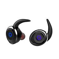 お買い得  -AWEI T1 耳の中 ワイヤレス ヘッドホン イヤホン プラスチック スポーツ&フィットネス イヤホン ヘッドセット