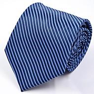 Férfi Csíkos Munkahelyi - Nyakkendő