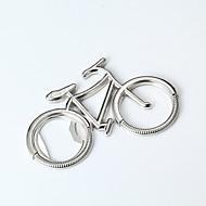 저렴한 -자전거 키체인 실버 합금 캐쥬얼 제품 일상