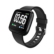 cheap -KUPENG H108 Smart Bracelet Smartwatch Android iOS Bluetooth Smart Sports Waterproof Heart Rate Monitor Stopwatch Pedometer Call Reminder Sleep Tracker Sedentary Reminder